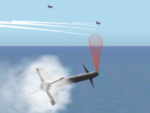 IRMissileTrackingFlares